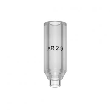 UCLA abutment AR - (single tooth) for REX PiezoImplant TL 2.9