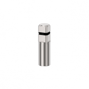 Torque wrench adapter - frontal view