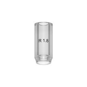 UCLA abutment R - (multiple units) for implants TL 1.8